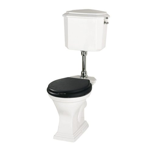 Astoria Deco Low Level Cistern & Fittings