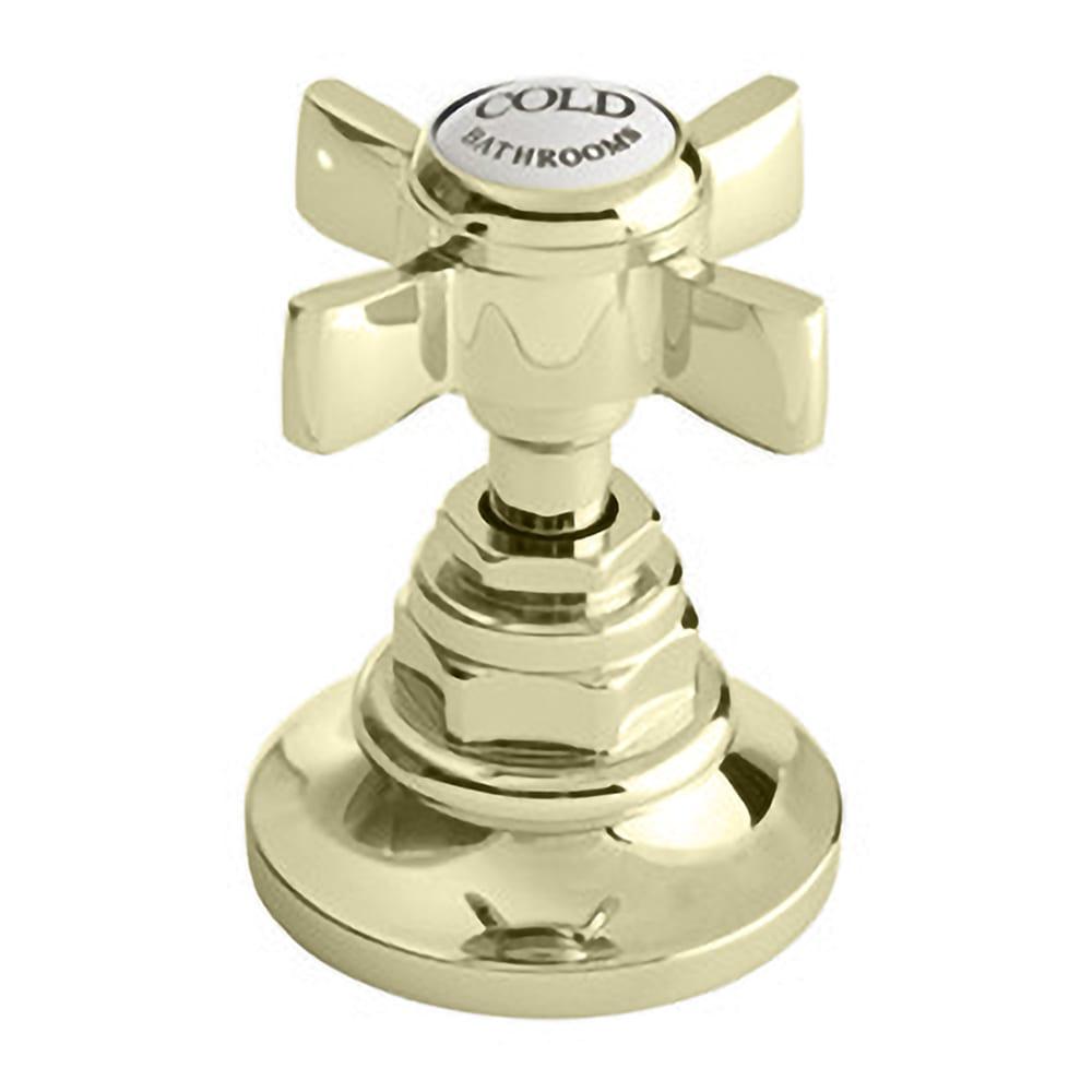 Edwardian Bath Shower Mixer, Deck or Wall Mounted