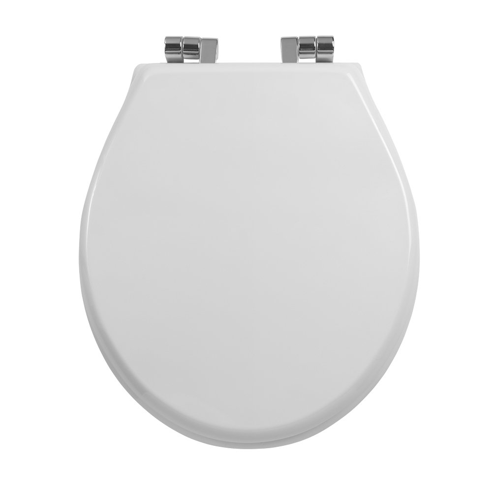 Chelsea Soft Close toilet seat white gloss