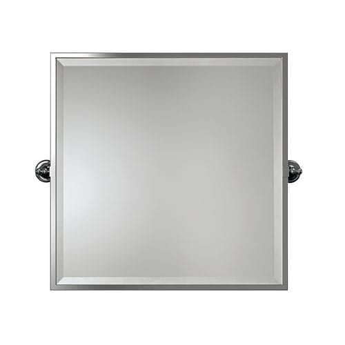 Issac wall mounted Mirror chrome
