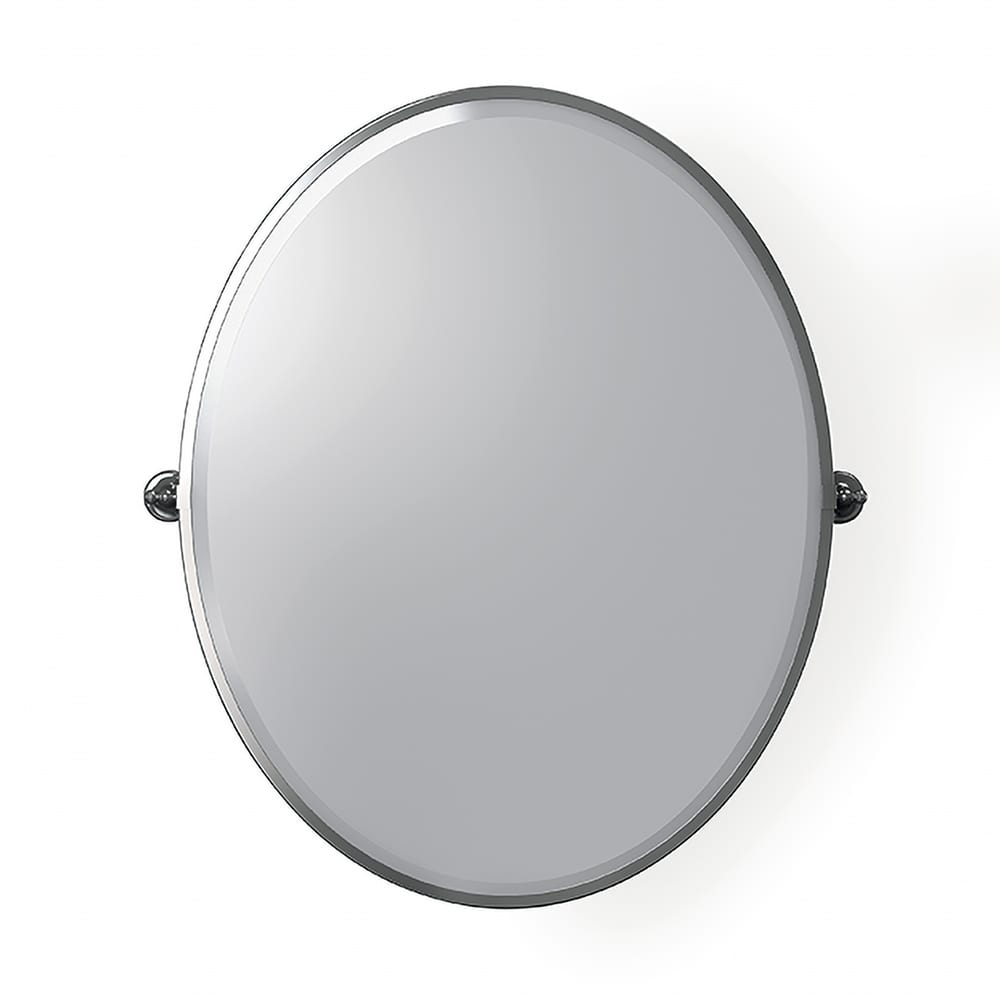 Jules wall mounted Mirror chrome
