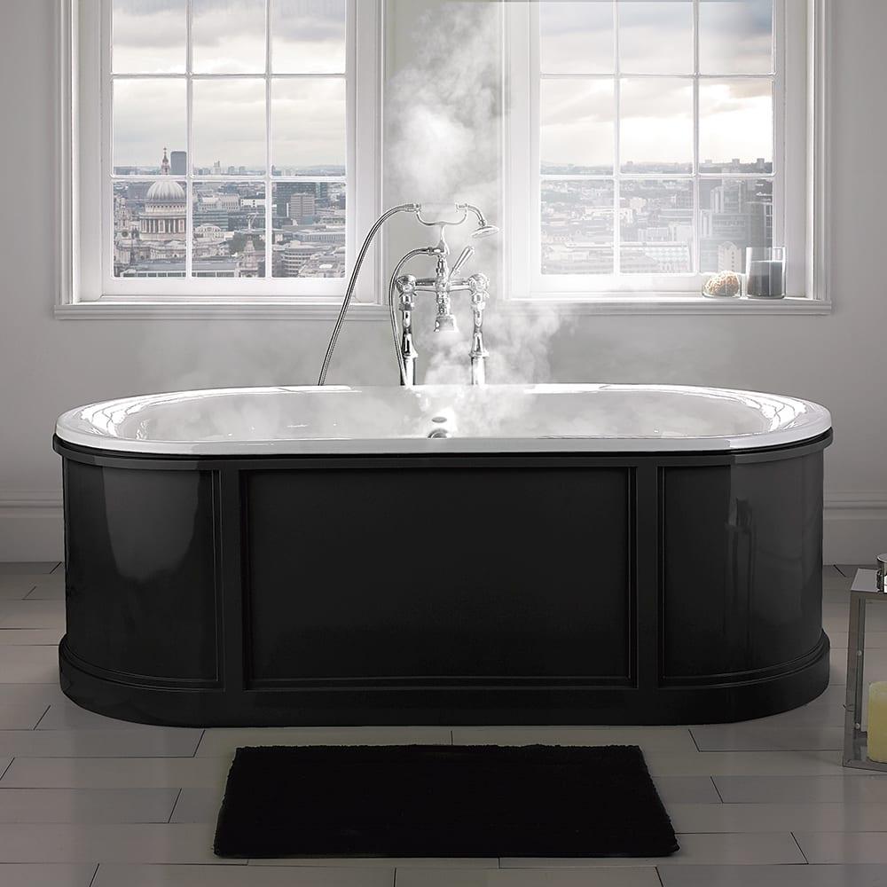 King Charles bath