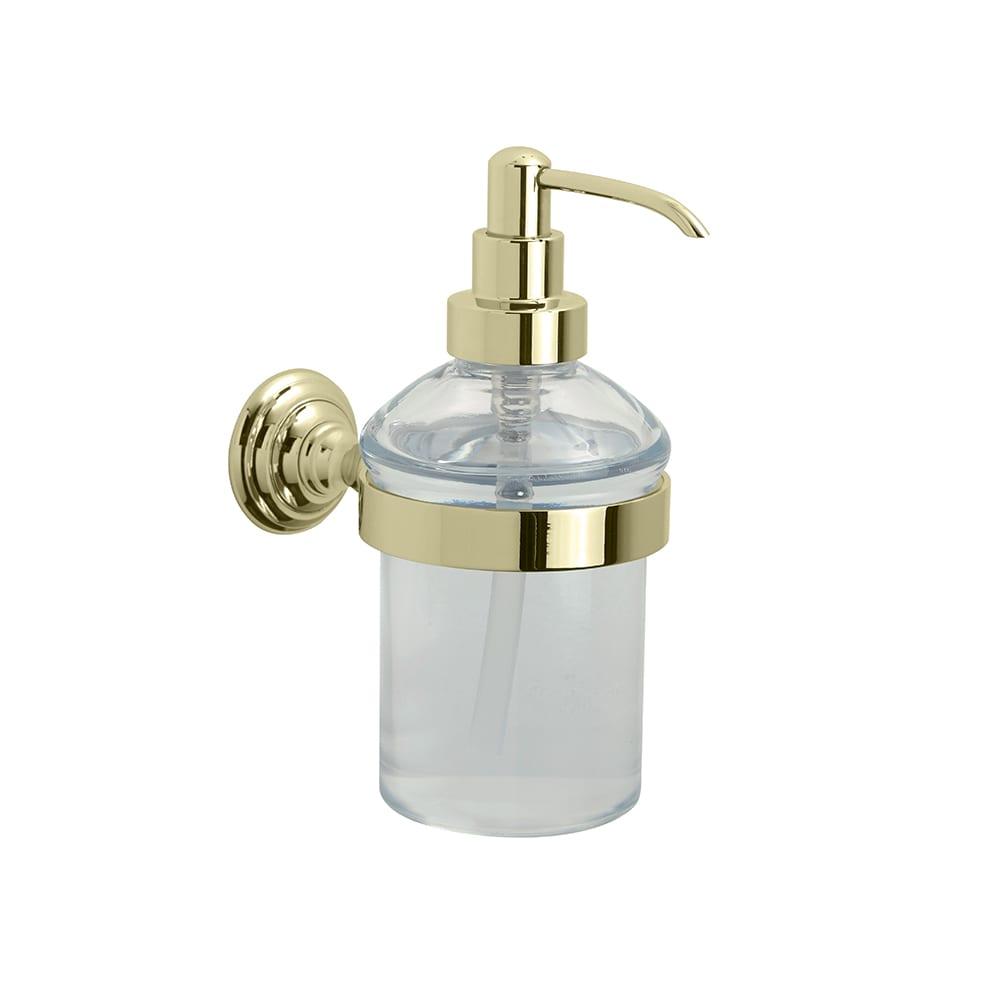 Richmond Soap Dispenser Antique Gold