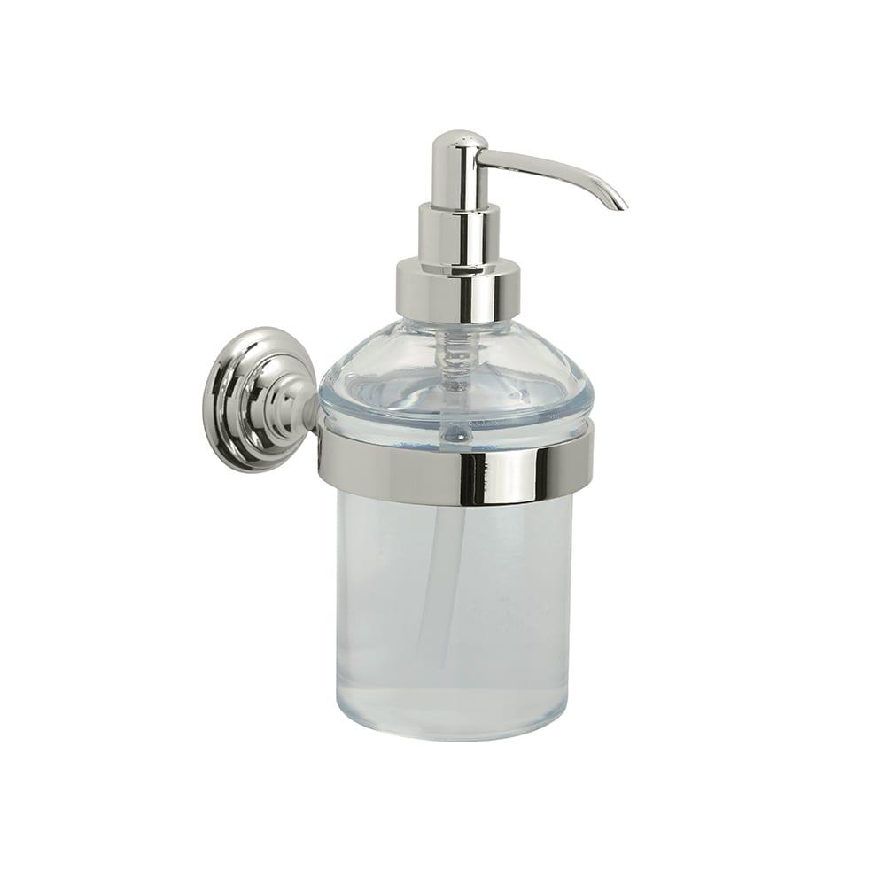 Richmond Soap Dispenser Polished Nickel