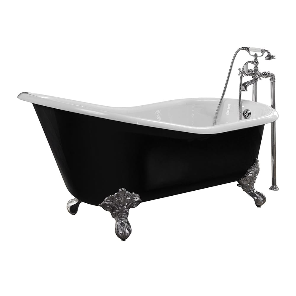 Ritz slipper bath - 1540 supplied with imperial feet