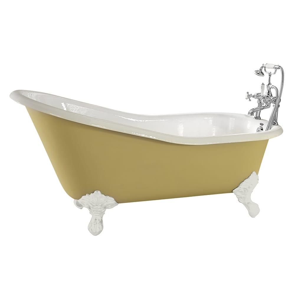 Ritz slipper bath - 1700 supplied with imperial feet