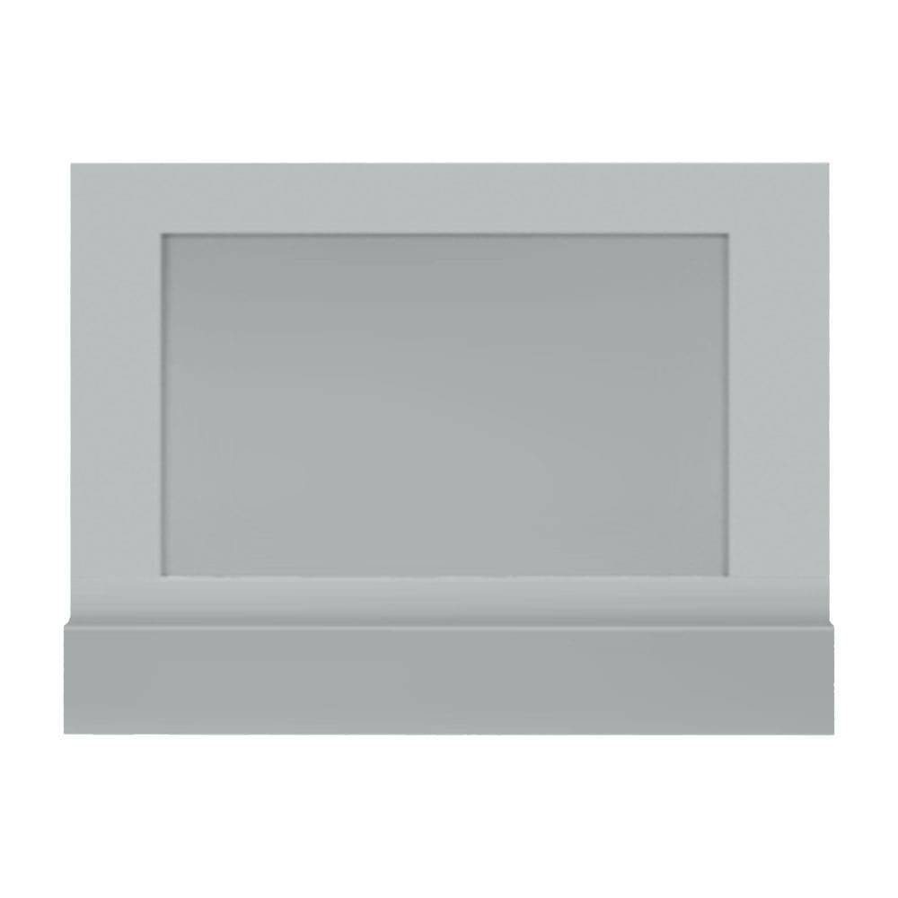Thurlestone bath end panel in grey ecru