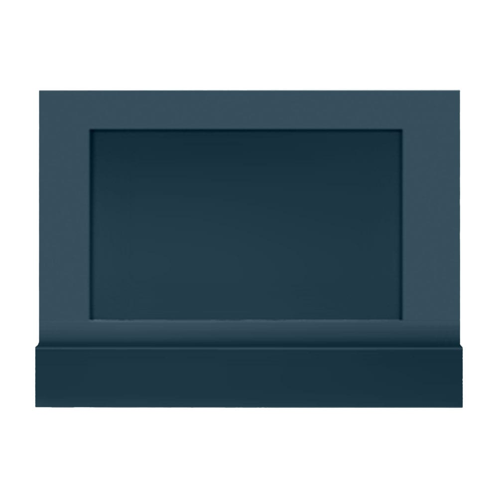 Thurlestone bath end panel in mosely blue