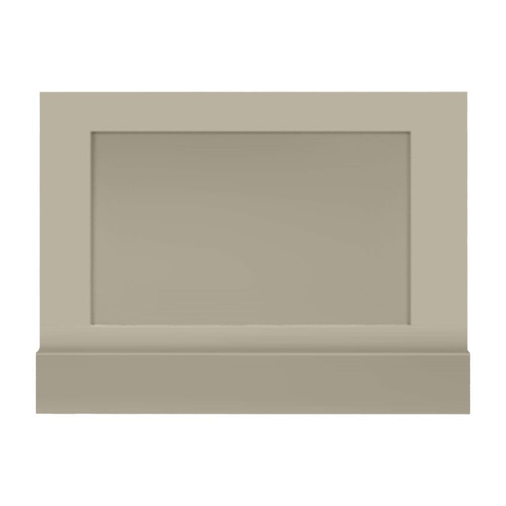 Thurlestone bath end panel in nut haze