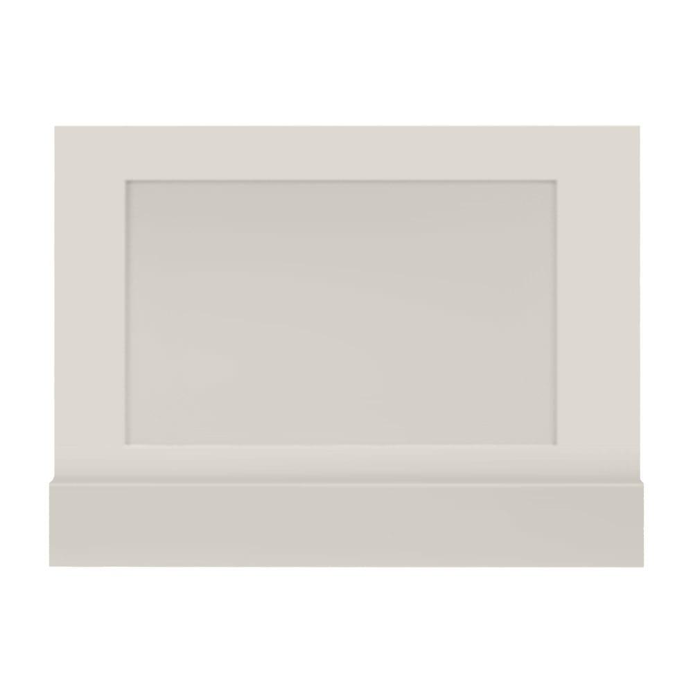 Thurlestone bath end panel in rosedale white