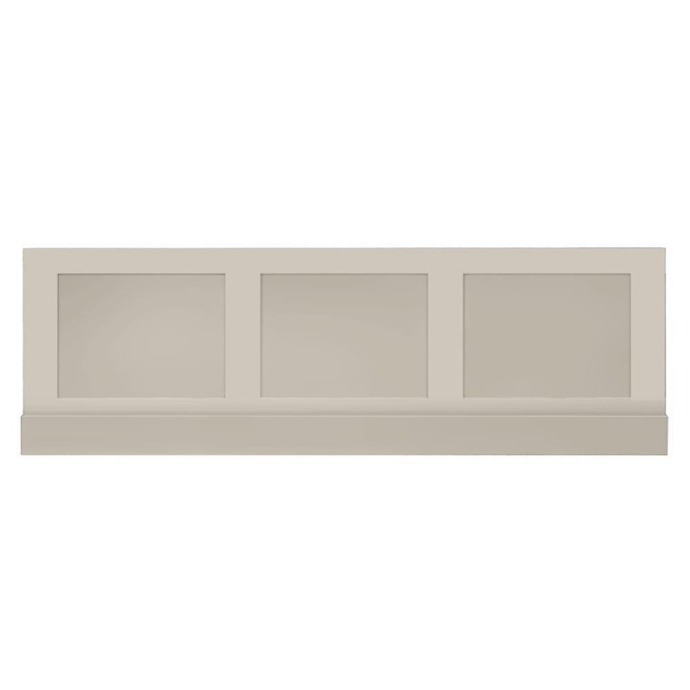 Thurlestone bath panel front in Rosedale White