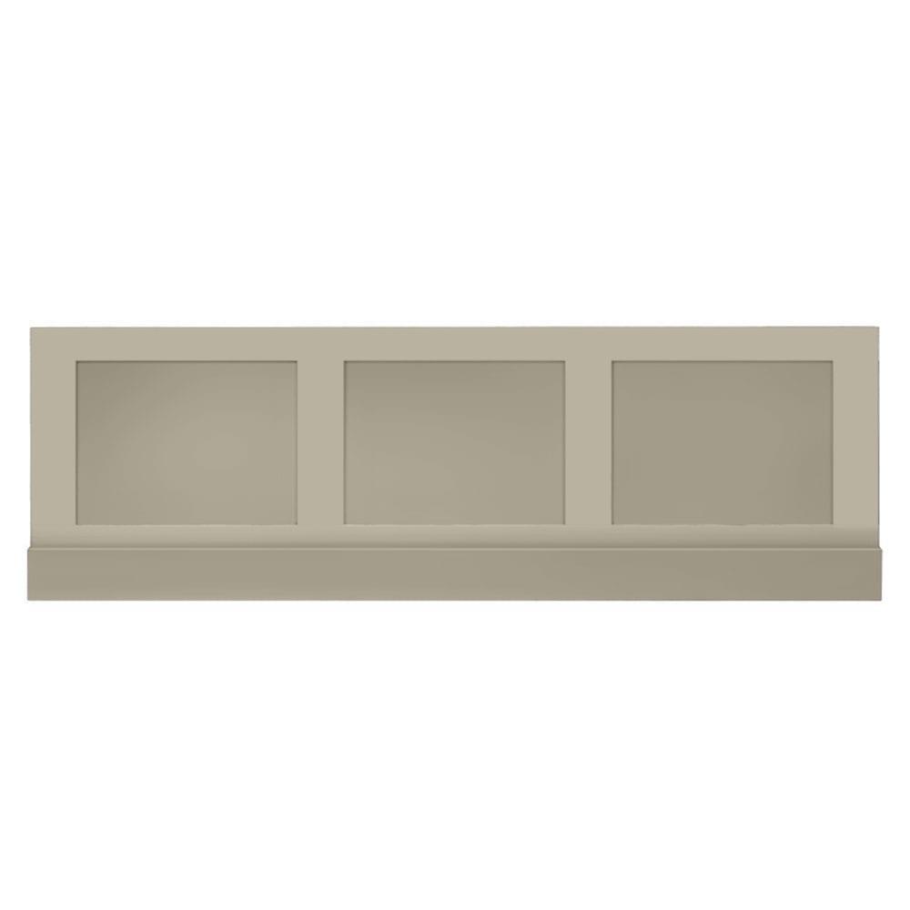 Thurlestone bath panel front in Nut Haze