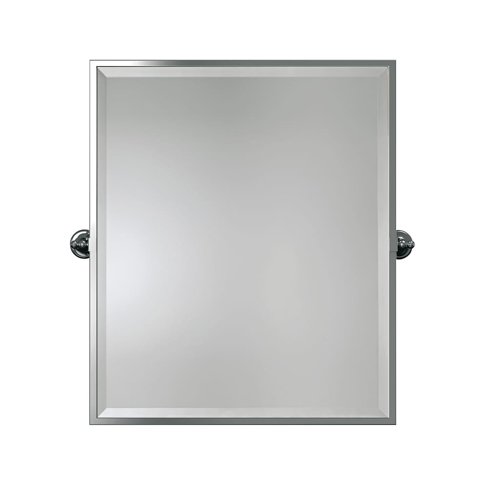 William wall mounted Mirror chrome