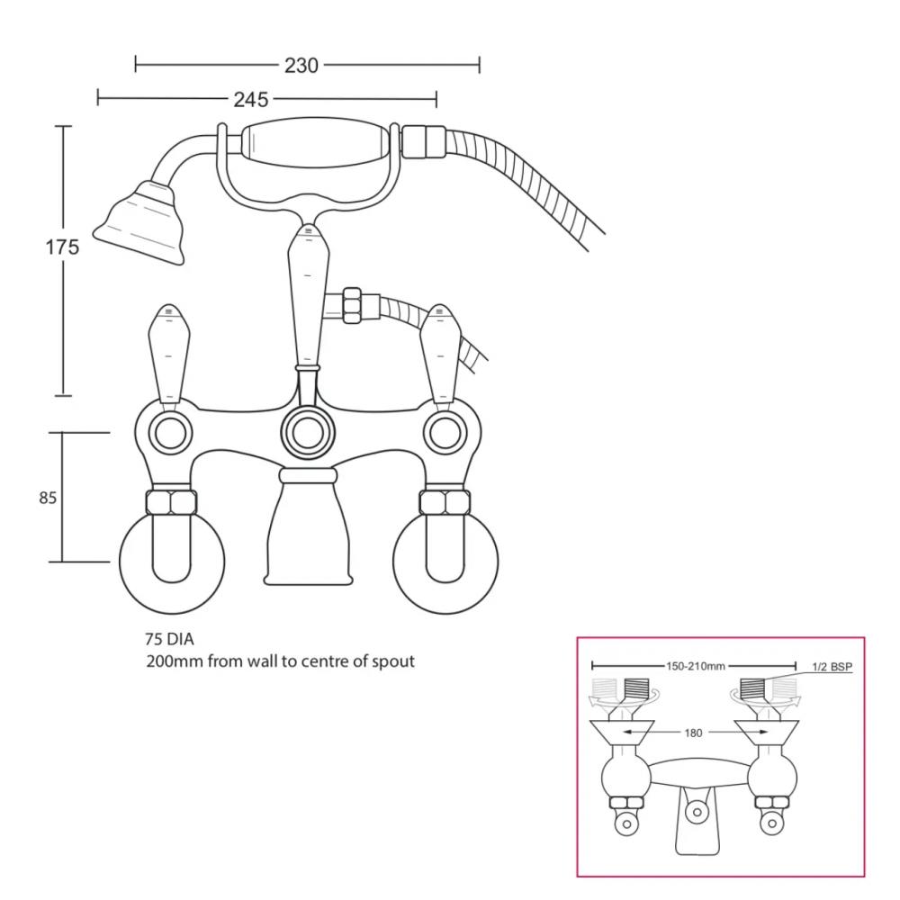 class_BW_Regent_Bath_shower_mixer_Wall-Mounted-Rev-C