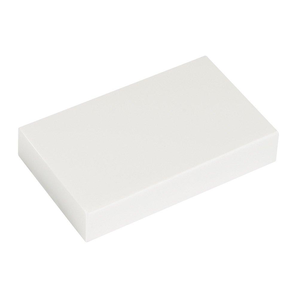 composite worktop white swatch